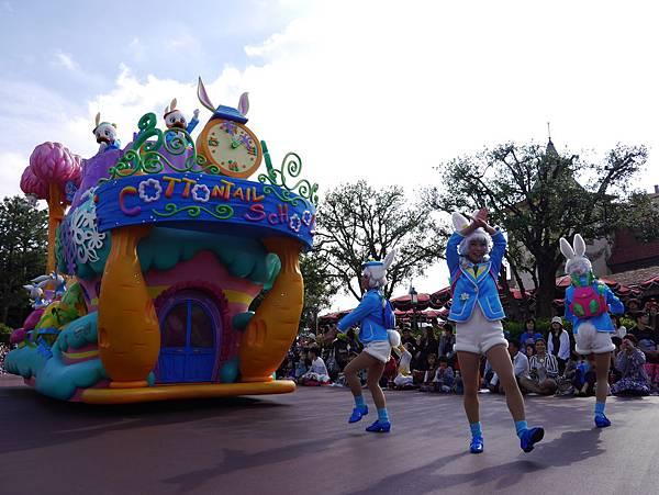 Tokyo Disneyland 東京迪士尼樂園 日間遊行 NEW 蹦蹦跳跳戲春天 (75)