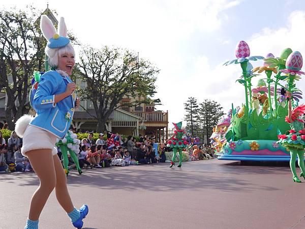 Tokyo Disneyland 東京迪士尼樂園 日間遊行 NEW 蹦蹦跳跳戲春天 (72)