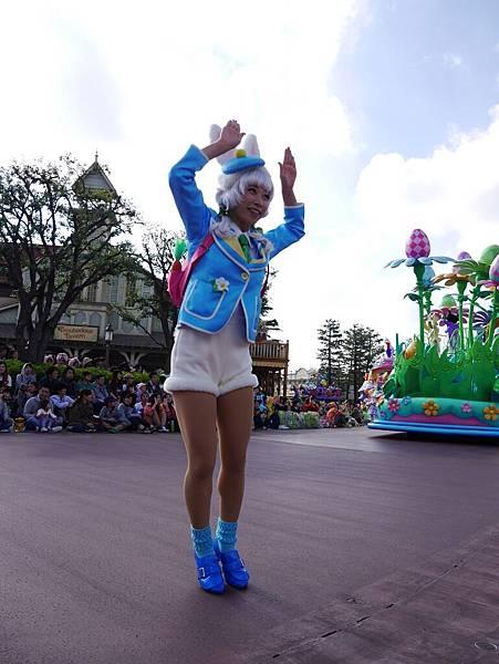 Tokyo Disneyland 東京迪士尼樂園 日間遊行 NEW 蹦蹦跳跳戲春天 (83)