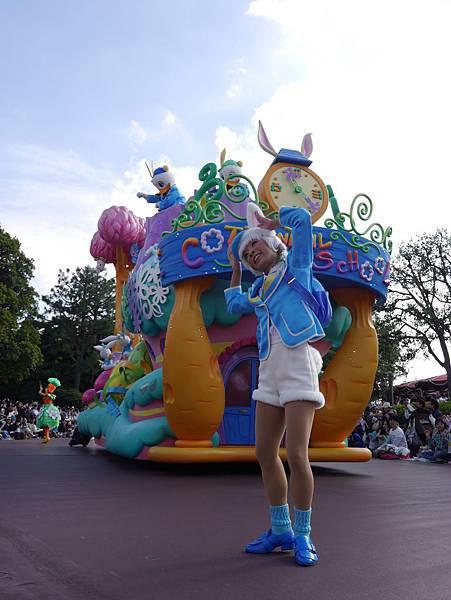 Tokyo Disneyland 東京迪士尼樂園 日間遊行 NEW 蹦蹦跳跳戲春天 (81)