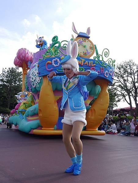 Tokyo Disneyland 東京迪士尼樂園 日間遊行 NEW 蹦蹦跳跳戲春天 (82)
