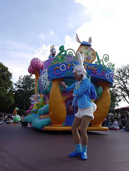 Tokyo Disneyland 東京迪士尼樂園 日間遊行 NEW 蹦蹦跳跳戲春天 (80)