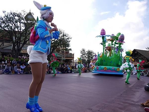 Tokyo Disneyland 東京迪士尼樂園 日間遊行 NEW 蹦蹦跳跳戲春天 (78)