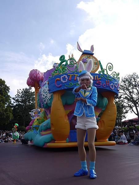 Tokyo Disneyland 東京迪士尼樂園 日間遊行 NEW 蹦蹦跳跳戲春天 (79)