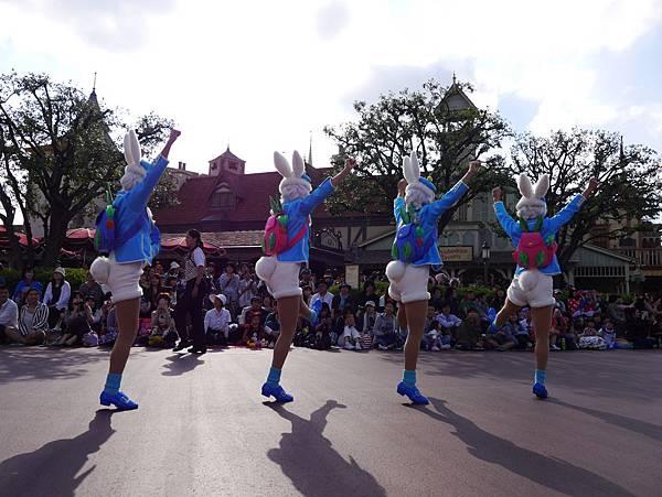 Tokyo Disneyland 東京迪士尼樂園 日間遊行 NEW 蹦蹦跳跳戲春天 (90)