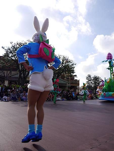 Tokyo Disneyland 東京迪士尼樂園 日間遊行 NEW 蹦蹦跳跳戲春天 (84)