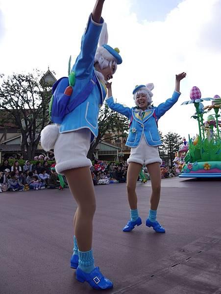 Tokyo Disneyland 東京迪士尼樂園 日間遊行 NEW 蹦蹦跳跳戲春天 (87)