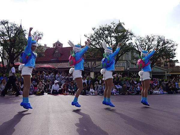 Tokyo Disneyland 東京迪士尼樂園 日間遊行 NEW 蹦蹦跳跳戲春天 (91)