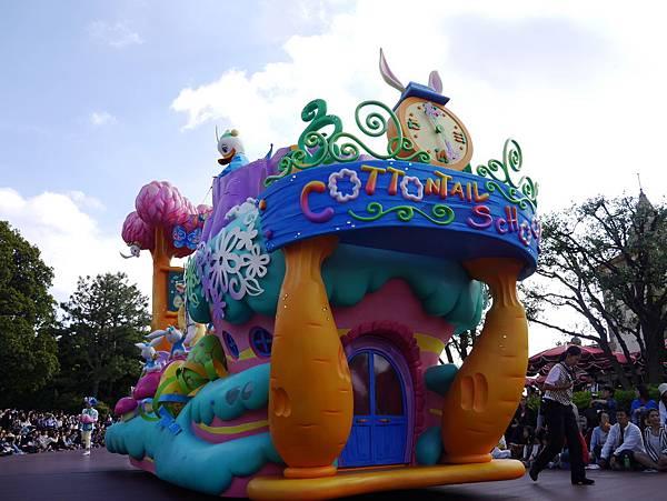 Tokyo Disneyland 東京迪士尼樂園 日間遊行 NEW 蹦蹦跳跳戲春天 (92)