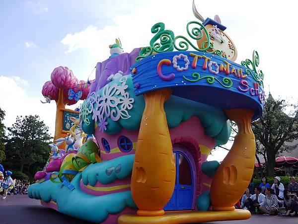 Tokyo Disneyland 東京迪士尼樂園 日間遊行 NEW 蹦蹦跳跳戲春天 (93)