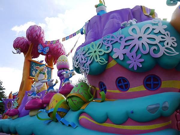 Tokyo Disneyland 東京迪士尼樂園 日間遊行 NEW 蹦蹦跳跳戲春天 (94)