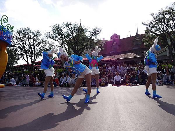Tokyo Disneyland 東京迪士尼樂園 日間遊行 NEW 蹦蹦跳跳戲春天 (89)