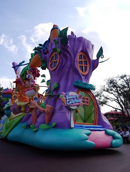 Tokyo Disneyland 東京迪士尼樂園 日間遊行 NEW 蹦蹦跳跳戲春天 (99)