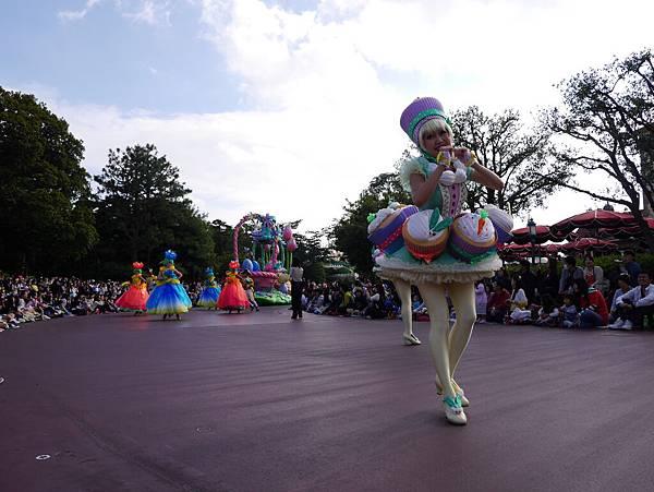 Tokyo Disneyland 東京迪士尼樂園 日間遊行 NEW 蹦蹦跳跳戲春天 (103)