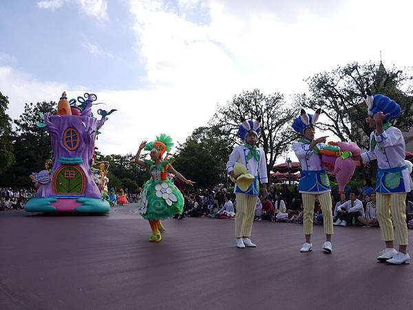 Tokyo Disneyland 東京迪士尼樂園 日間遊行 NEW 蹦蹦跳跳戲春天 (98)