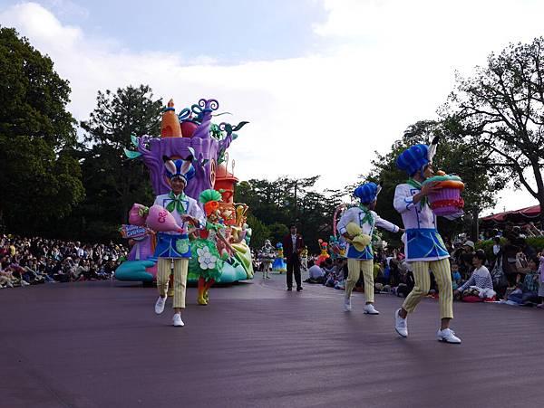Tokyo Disneyland 東京迪士尼樂園 日間遊行 NEW 蹦蹦跳跳戲春天 (96)