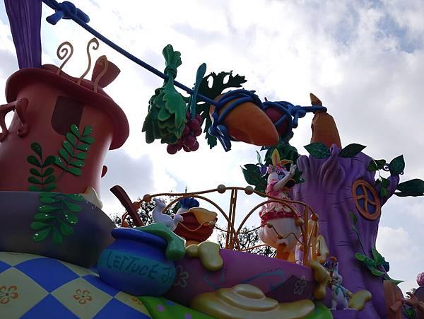 Tokyo Disneyland 東京迪士尼樂園 日間遊行 NEW 蹦蹦跳跳戲春天 (102)