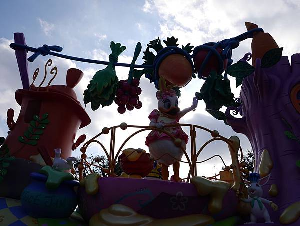 Tokyo Disneyland 東京迪士尼樂園 日間遊行 NEW 蹦蹦跳跳戲春天 (101)