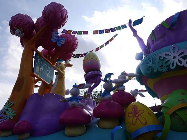 Tokyo Disneyland 東京迪士尼樂園 日間遊行 NEW 蹦蹦跳跳戲春天 (95)