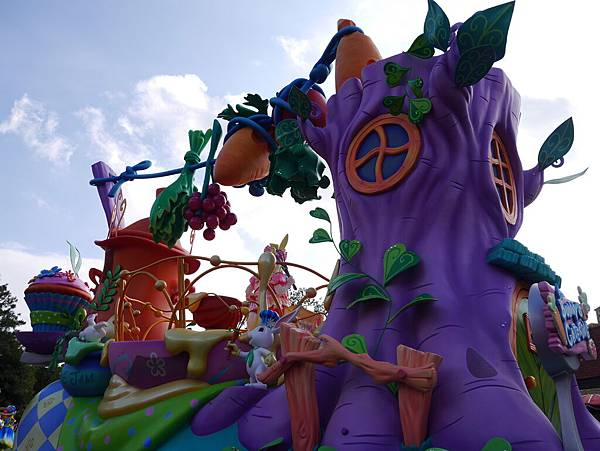 Tokyo Disneyland 東京迪士尼樂園 日間遊行 NEW 蹦蹦跳跳戲春天 (100)