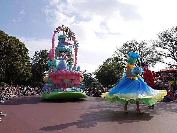 Tokyo Disneyland 東京迪士尼樂園 日間遊行 NEW 蹦蹦跳跳戲春天 (108)
