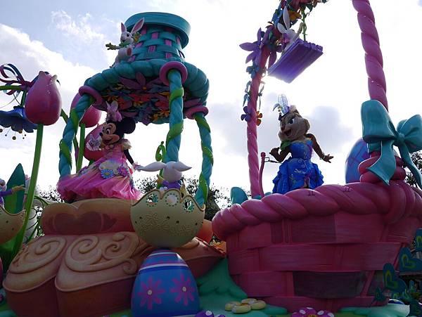 Tokyo Disneyland 東京迪士尼樂園 日間遊行 NEW 蹦蹦跳跳戲春天 (112)