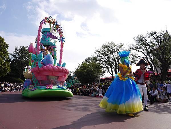 Tokyo Disneyland 東京迪士尼樂園 日間遊行 NEW 蹦蹦跳跳戲春天 (109)