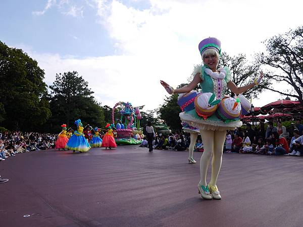 Tokyo Disneyland 東京迪士尼樂園 日間遊行 NEW 蹦蹦跳跳戲春天 (104)