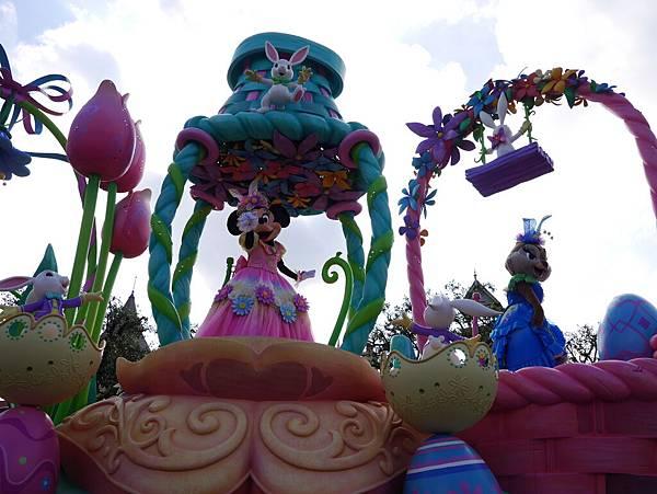 Tokyo Disneyland 東京迪士尼樂園 日間遊行 NEW 蹦蹦跳跳戲春天 (113)