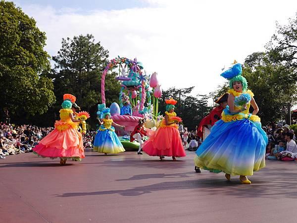 Tokyo Disneyland 東京迪士尼樂園 日間遊行 NEW 蹦蹦跳跳戲春天 (106)