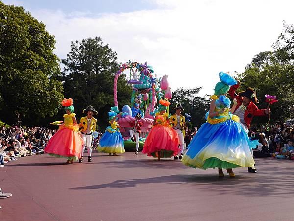 Tokyo Disneyland 東京迪士尼樂園 日間遊行 NEW 蹦蹦跳跳戲春天 (105)