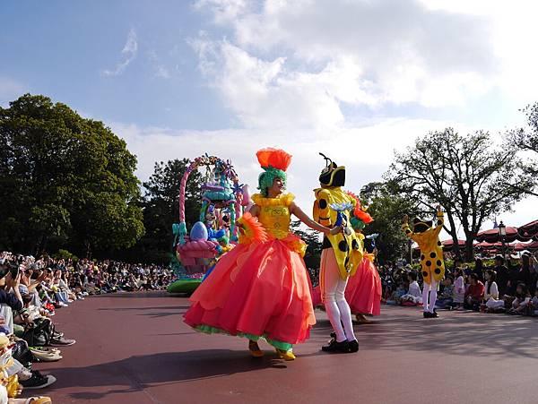 Tokyo Disneyland 東京迪士尼樂園 日間遊行 NEW 蹦蹦跳跳戲春天 (107)