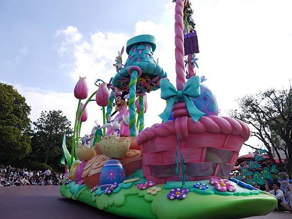 Tokyo Disneyland 東京迪士尼樂園 日間遊行 NEW 蹦蹦跳跳戲春天 (110)