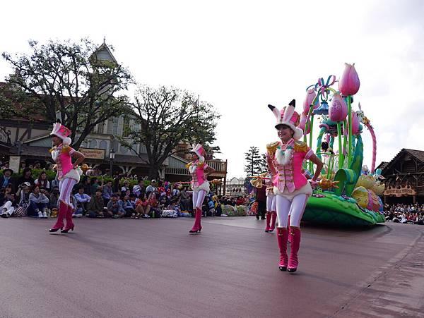 Tokyo Disneyland 東京迪士尼樂園 日間遊行 NEW 蹦蹦跳跳戲春天 (118)
