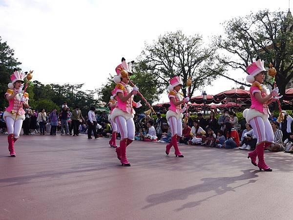 Tokyo Disneyland 東京迪士尼樂園 日間遊行 NEW 蹦蹦跳跳戲春天 (116)