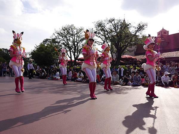 Tokyo Disneyland 東京迪士尼樂園 日間遊行 NEW 蹦蹦跳跳戲春天 (117)