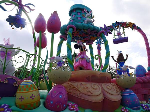 Tokyo Disneyland 東京迪士尼樂園 日間遊行 NEW 蹦蹦跳跳戲春天 (114)