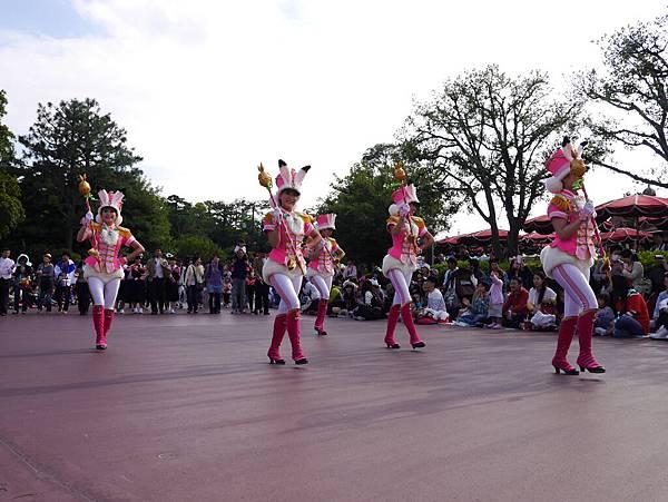 Tokyo Disneyland 東京迪士尼樂園 日間遊行 NEW 蹦蹦跳跳戲春天 (115)