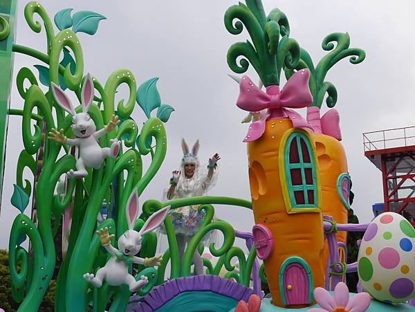 Tokyo Disneyland 東京迪士尼樂園 (74)