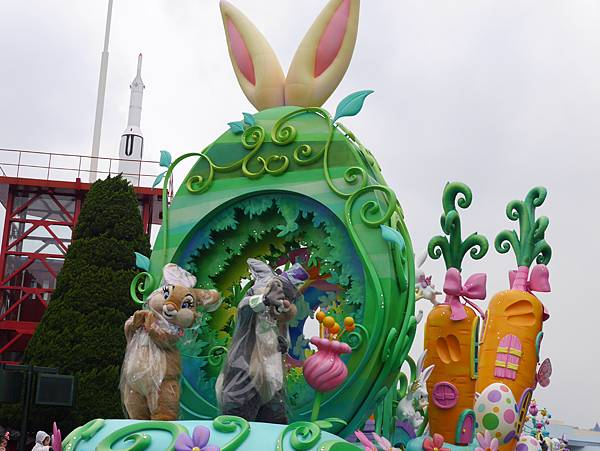 Tokyo Disneyland 東京迪士尼樂園 (72)