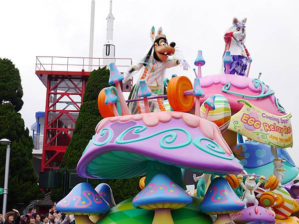 Tokyo Disneyland 東京迪士尼樂園 (86)