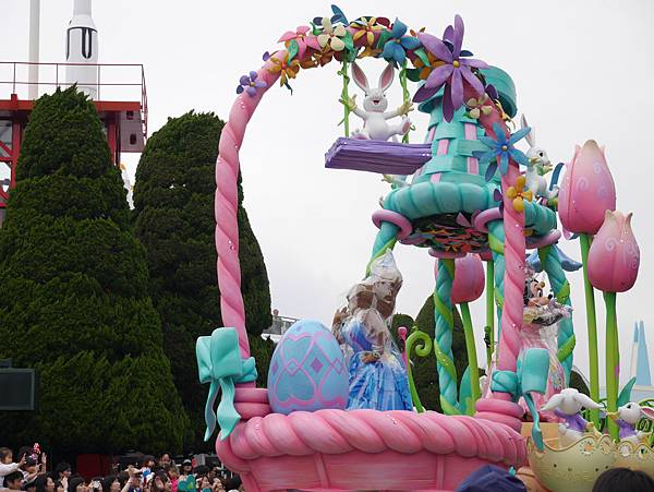 Tokyo Disneyland 東京迪士尼樂園 (123)
