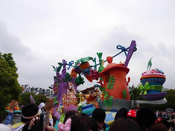Tokyo Disneyland 東京迪士尼樂園 (122)