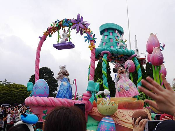 Tokyo Disneyland 東京迪士尼樂園 (127)