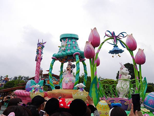 Tokyo Disneyland 東京迪士尼樂園 (134)
