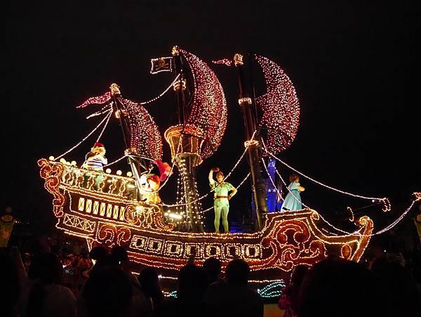 Tokyo Disneyland 東京迪士尼樂園 夜間遊行 東京迪士尼夢之光夜間遊行 (40)
