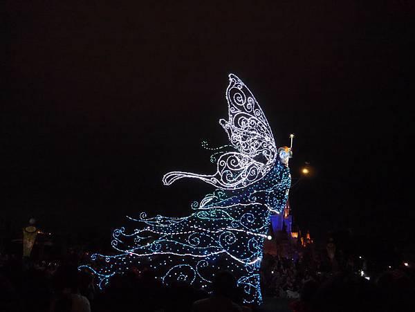 Tokyo Disneyland 東京迪士尼樂園 夜間遊行 東京迪士尼夢之光夜間遊行 (7)