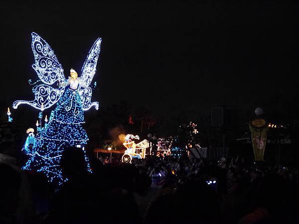 Tokyo Disneyland 東京迪士尼樂園 夜間遊行 東京迪士尼夢之光夜間遊行 (5)