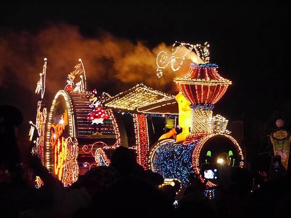 Tokyo Disneyland 東京迪士尼樂園 夜間遊行 東京迪士尼夢之光夜間遊行 (9)