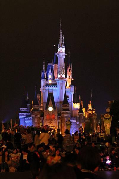 Tokyo Disneyland 東京迪士尼樂園 夜間遊行 東京迪士尼夢之光夜間遊行 (4)